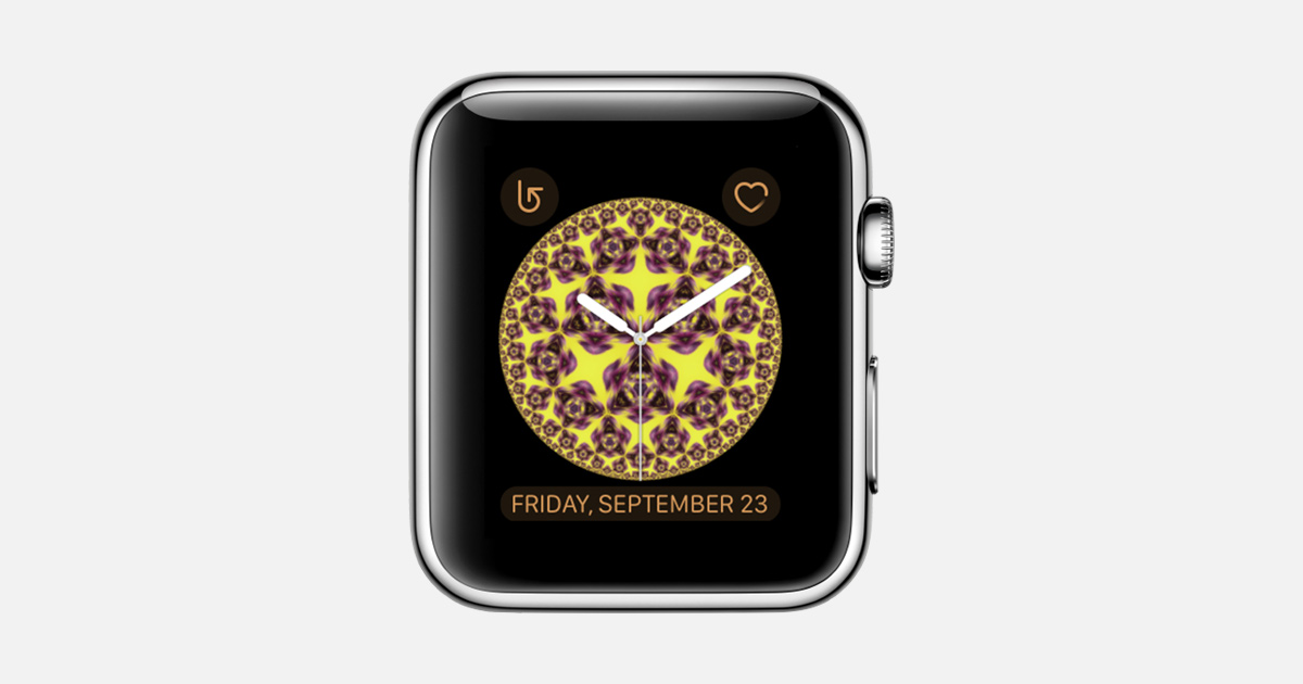 Zifferblatt Auf Der Apple Watch Andern Apple Support