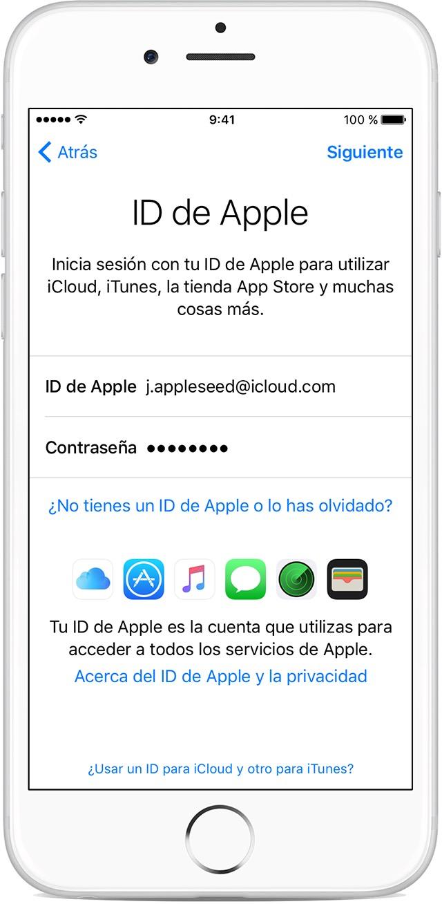 Desbloquear Id De Apple Iphone 6