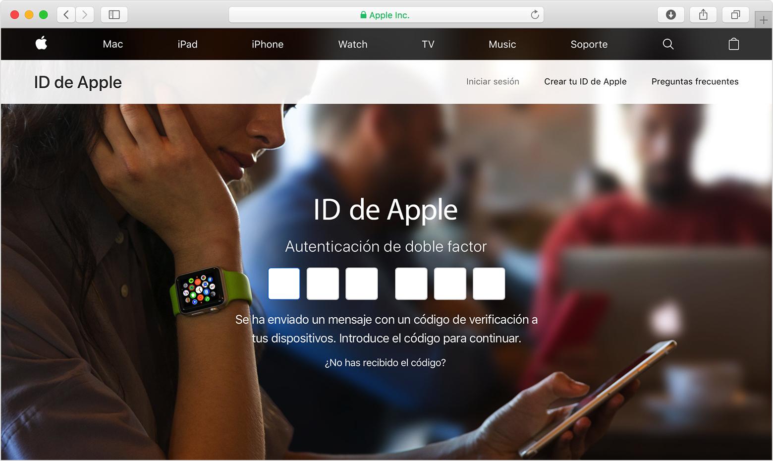 apple support telefono