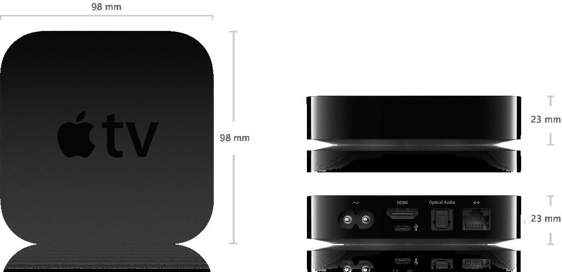 c mo identificar los modelos del apple tv soporte. Black Bedroom Furniture Sets. Home Design Ideas