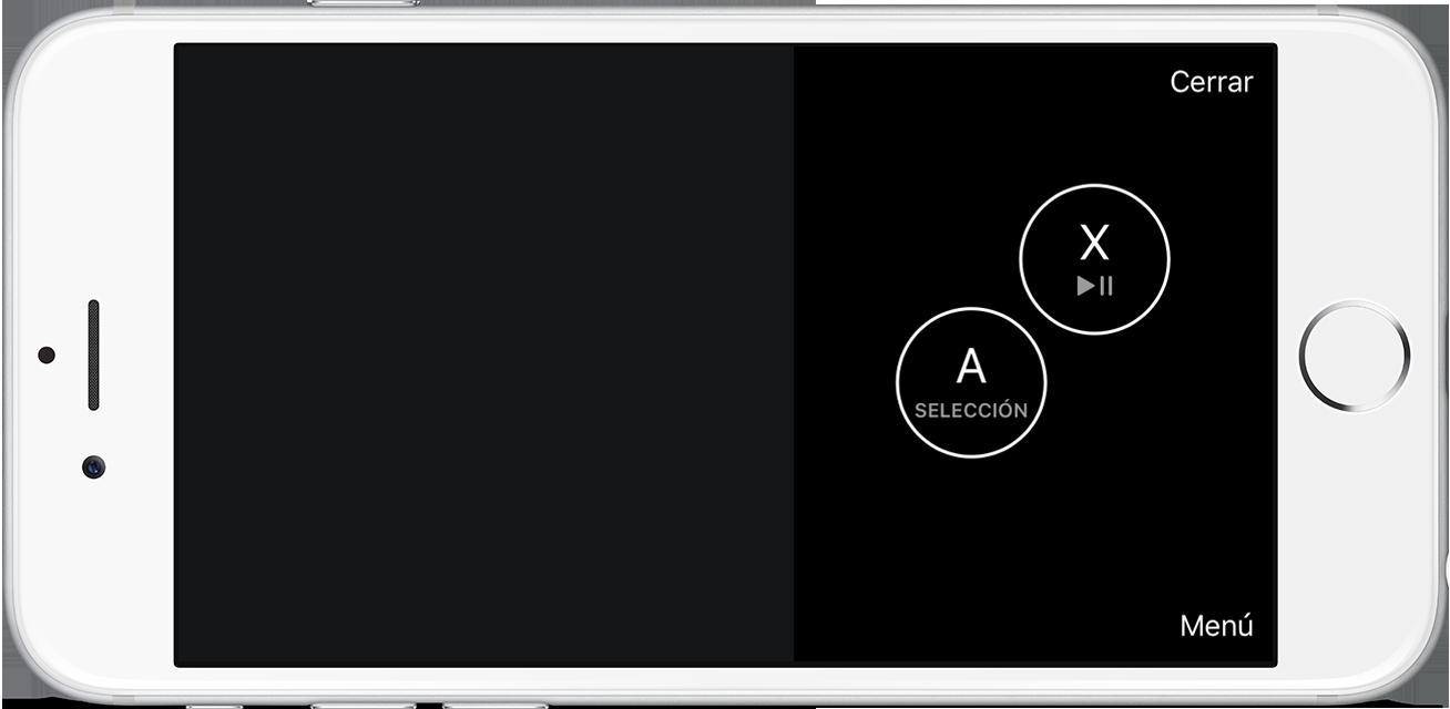 980de856410 ... iPhone como mando a distancia instalando la aplicación Apple TV Remote.