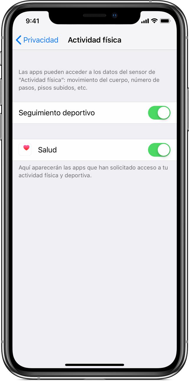 Acerca De La Privacidad Y Localización En Ios 8 Y Versiones