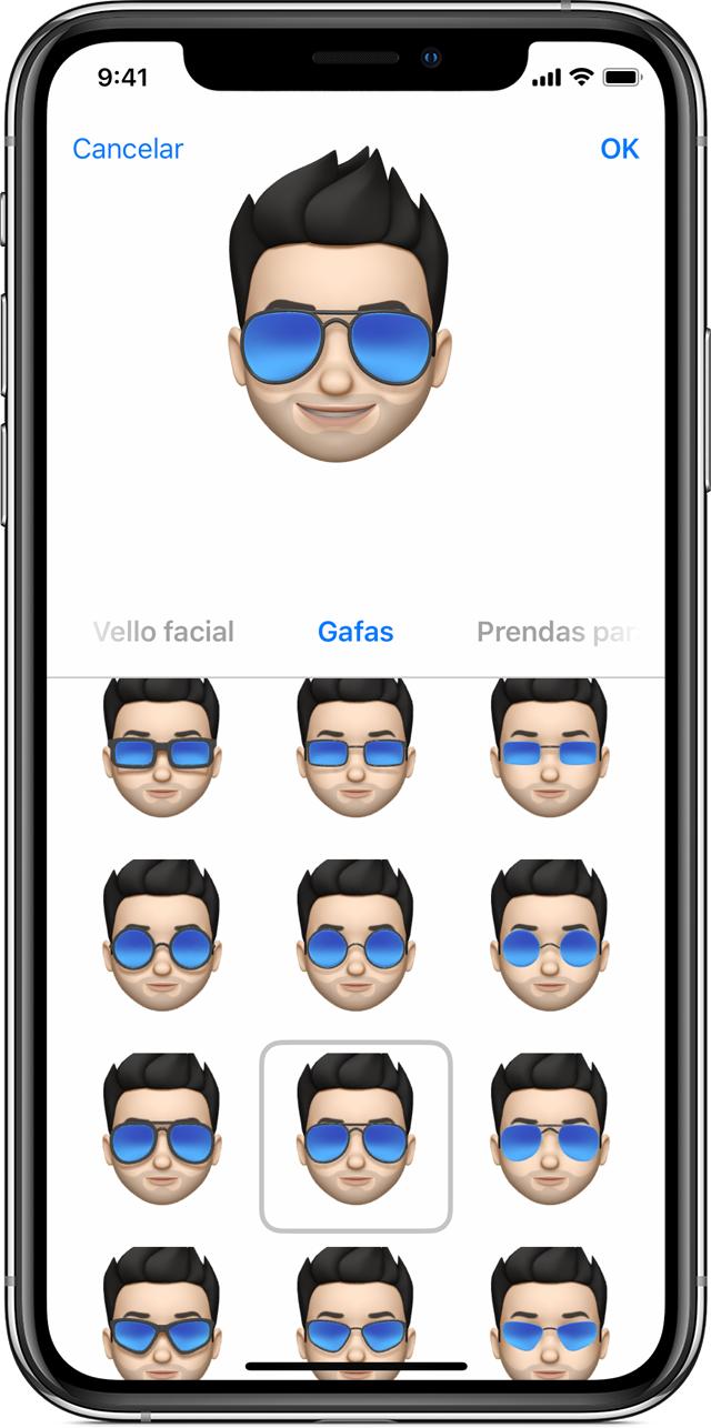 Cómo usar Memojis en el iPhone o el iPad Pro - Soporte técnico de ...