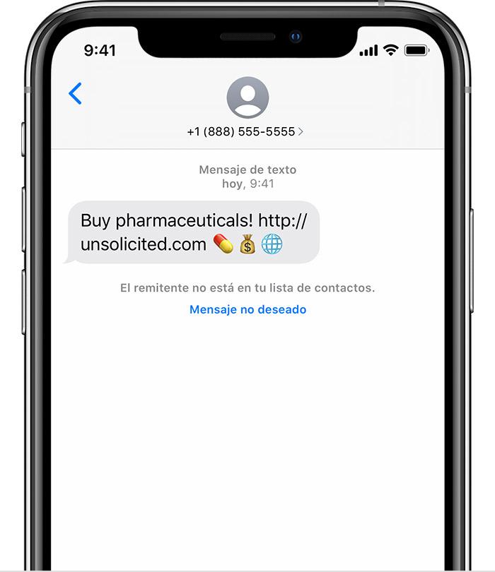 bloquear n u00fameros de tel u00e9fono  contactos y correos electr u00f3nicos en el iphone  ipad o ipod touch