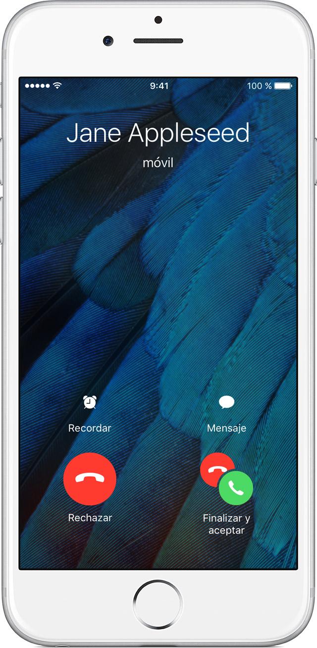 Call Waiting Iphone Se