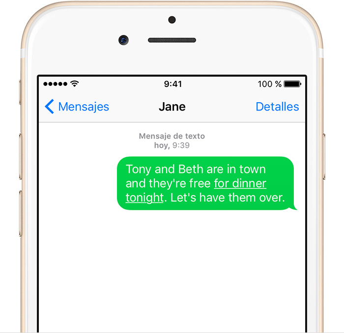 utilizar mensajes en tu iphone ipad o ipod touch soporte t cnico de apple. Black Bedroom Furniture Sets. Home Design Ideas