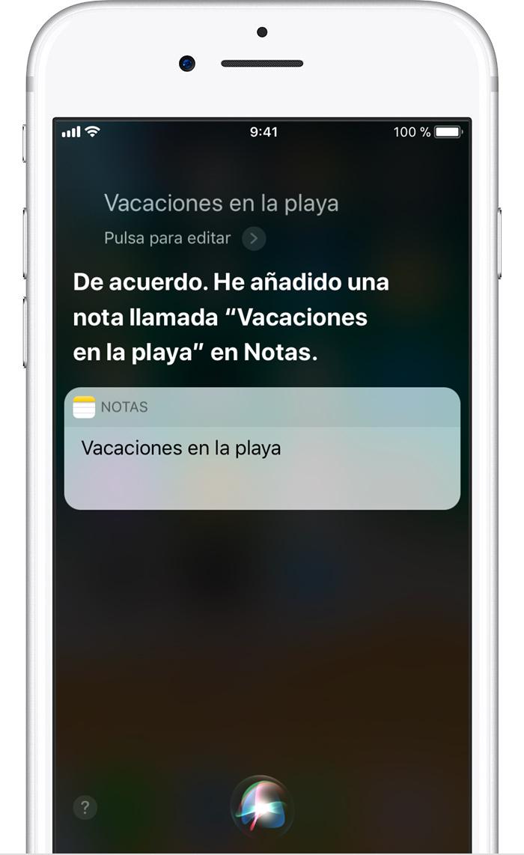 Usar Notas en el iPhone, el iPad o el iPod touch - Soporte técnico ...