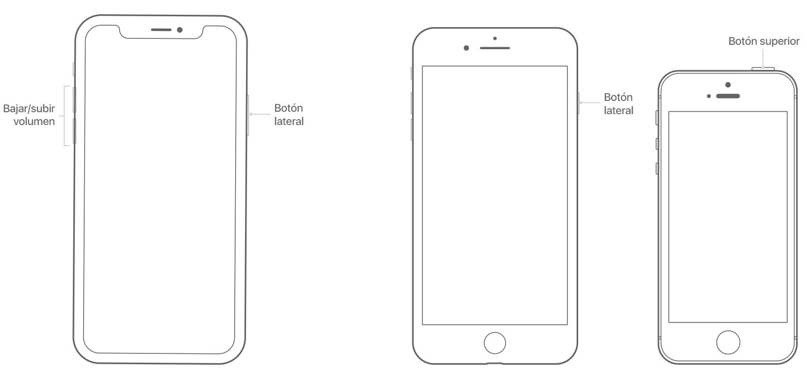 Reiniciar tu iPhone, iPad o iPod touch - Soporte técnico de Apple