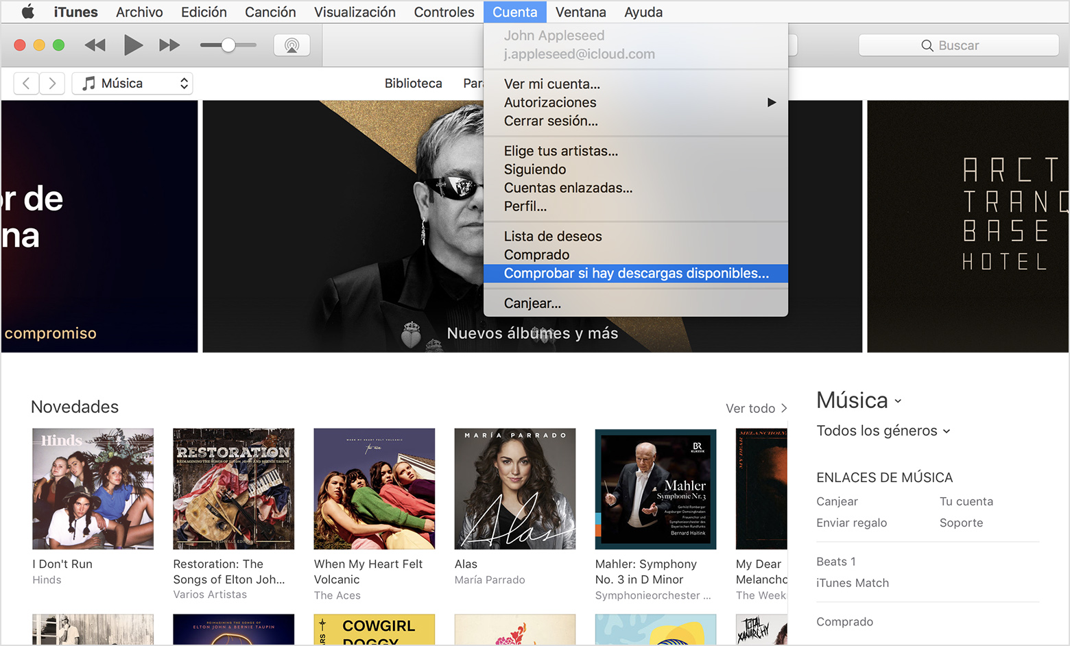 Fantástico Reanudar La Descarga Mac Cromo Composición - Ejemplo De ...