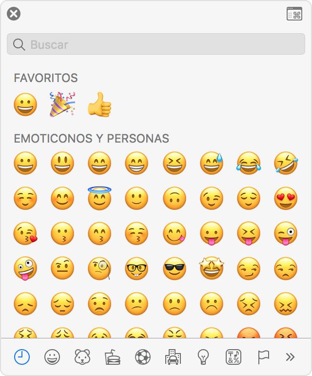 Cómo Usar Emoji Acentos Y Símbolos En El Mac Soporte