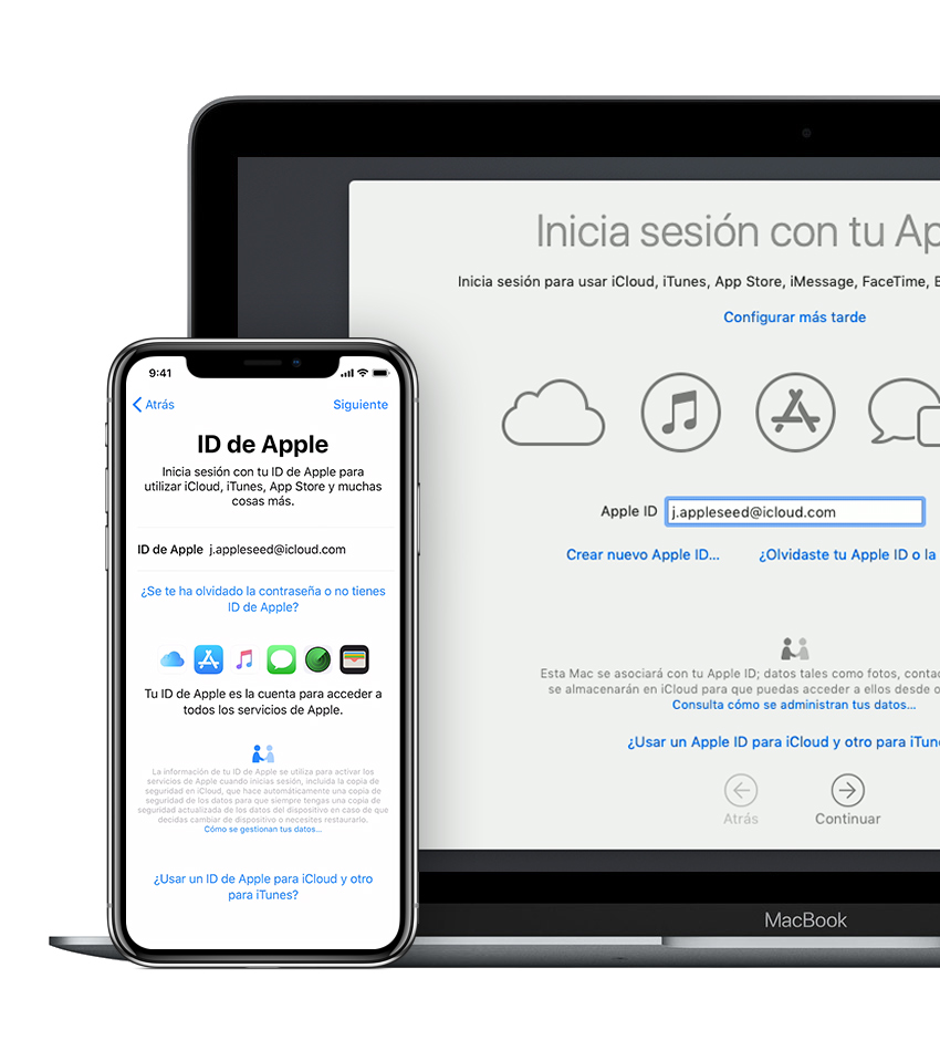crear id apple