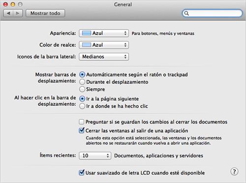Principios básicos del Mac: Cómo modificar ventanas - Soporte ...