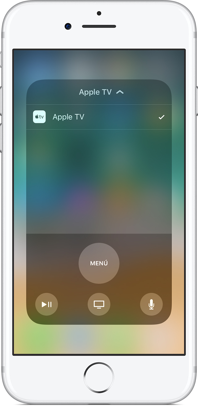 app to connect iphone to tv configurar la app apple tv remote soporte t 233 cnico de apple 18287