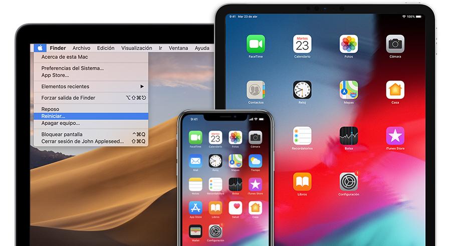 Si aparece un error cuando actualizas o restauras tu iPhone