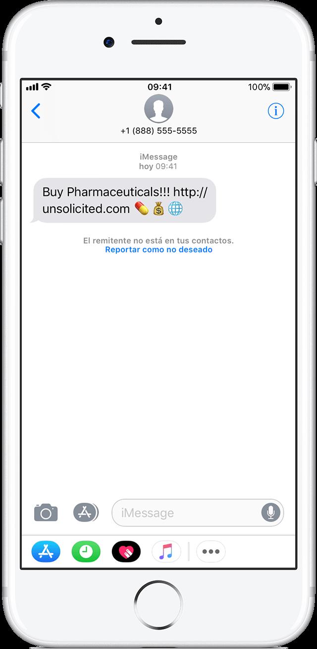 Bloqueo de números de teléfono y contactos en el iPhone, iPad o ...