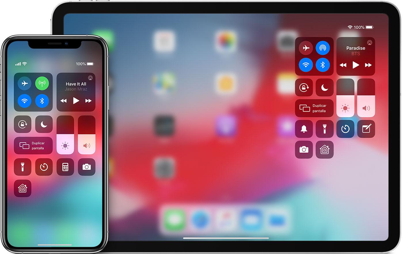 776e4de37ed Usar y personalizar el Centro de control en el iPhone, iPad y iPod touch