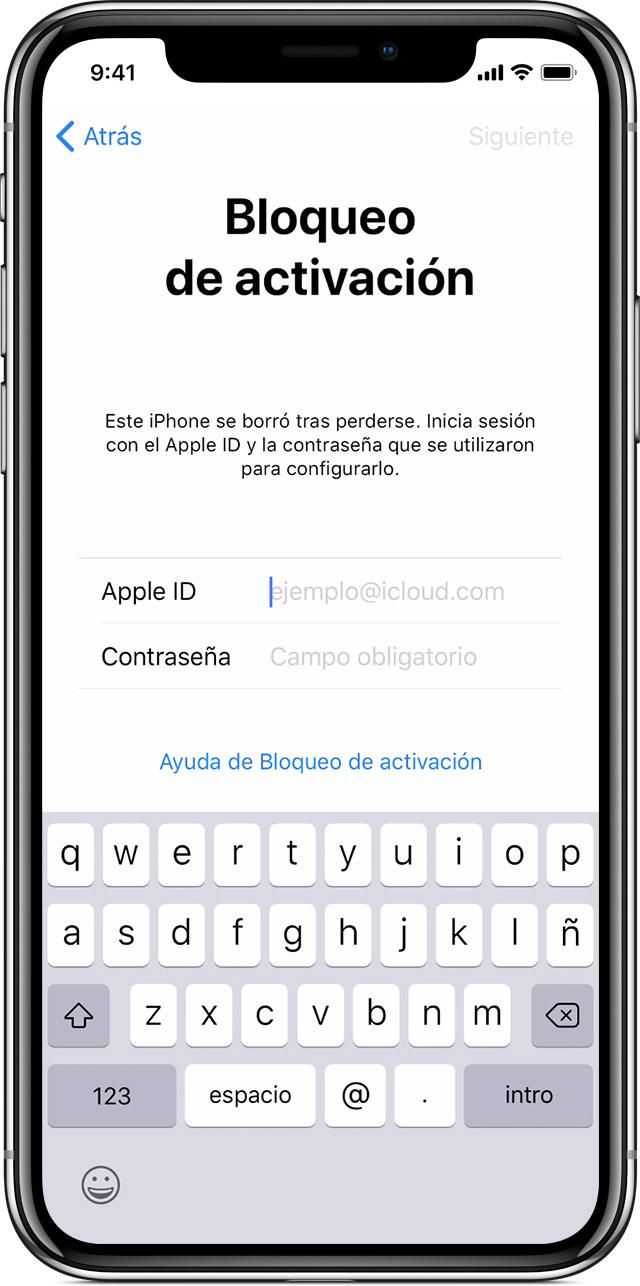 DESBLOQUEAR IPHONE CON BLOQUEO DE ACTIVACION IOS 11