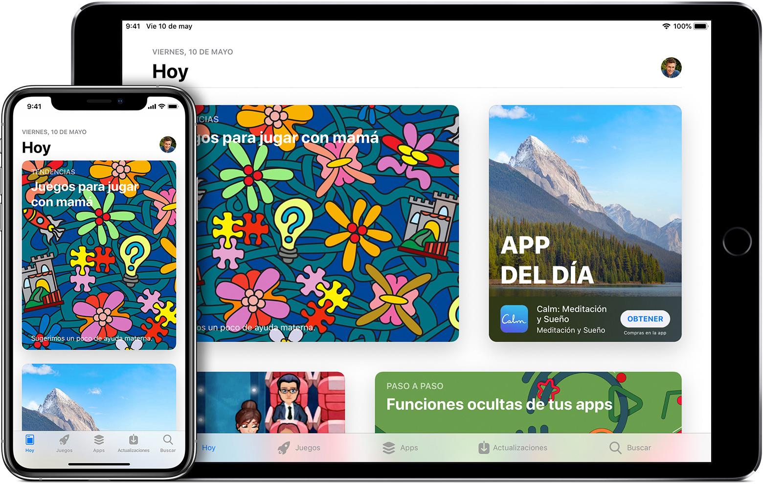 592f6dd51e5 Descargar apps y juegos a través de App Store - Soporte té ...