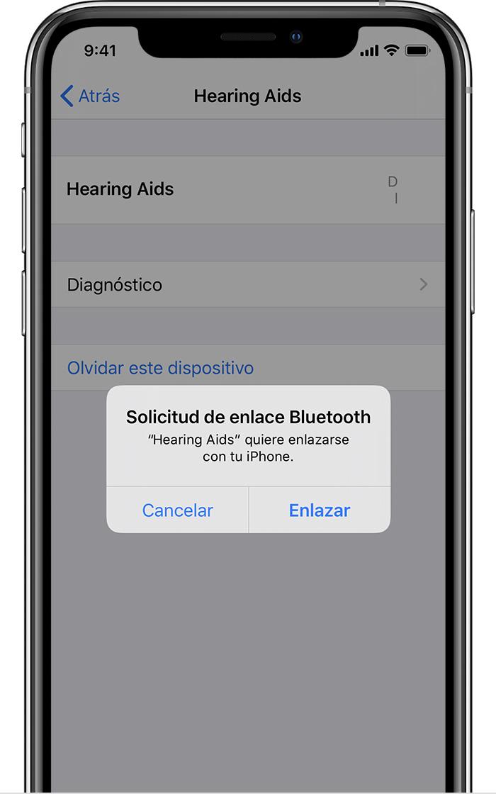 efedbded0c0 Usar los audífonos Made for iPhone - Soporte técnico de Apple