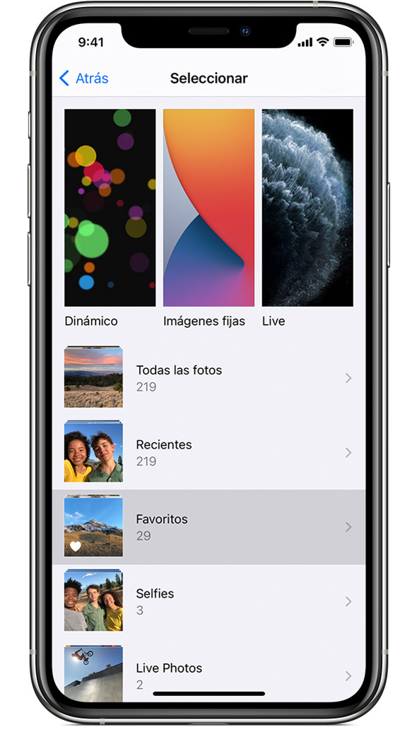 Cambiar El Fondo De Pantalla En El Iphone Soporte Técnico De Apple