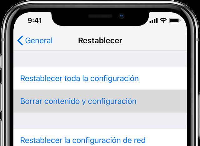 como recuperar la informacion en un nuevo iphone