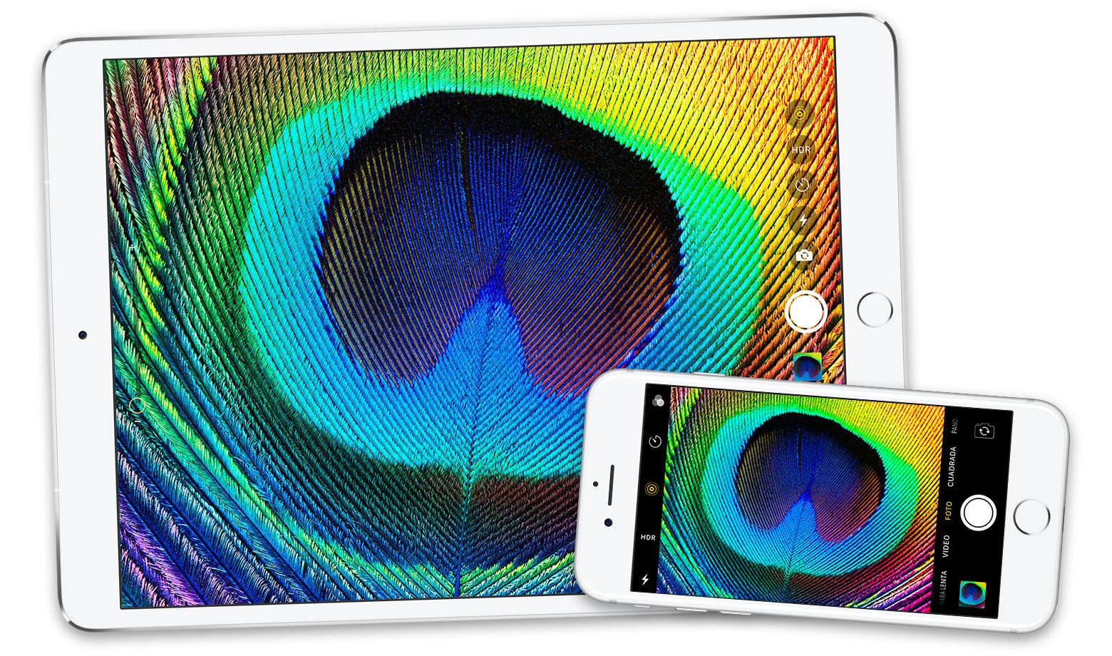 Tomar y editar fotos con tu iPhone, iPad o iPod touch - Soporte ...