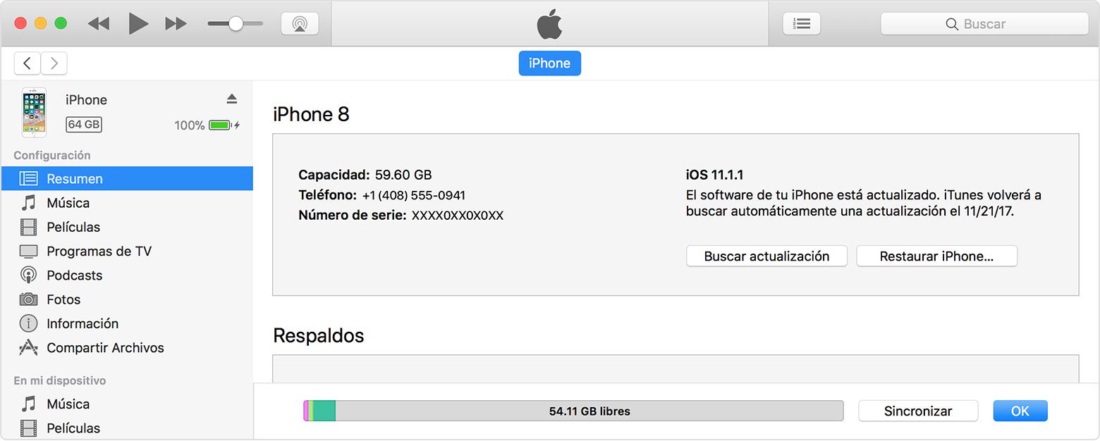 Actualizar el iPhone, iPad o iPod touch - Soporte técnico de Apple