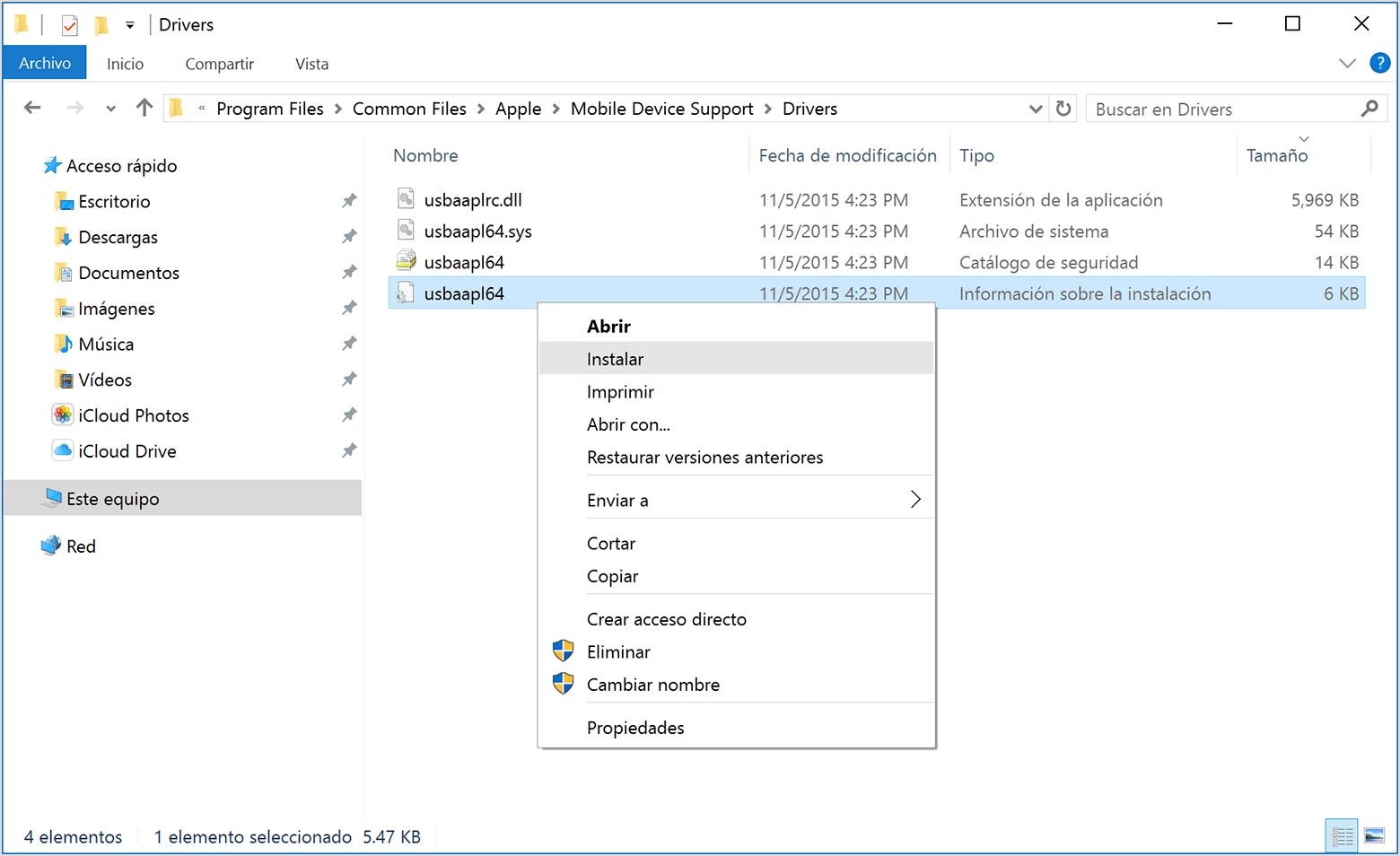 Actualizar la computadora
