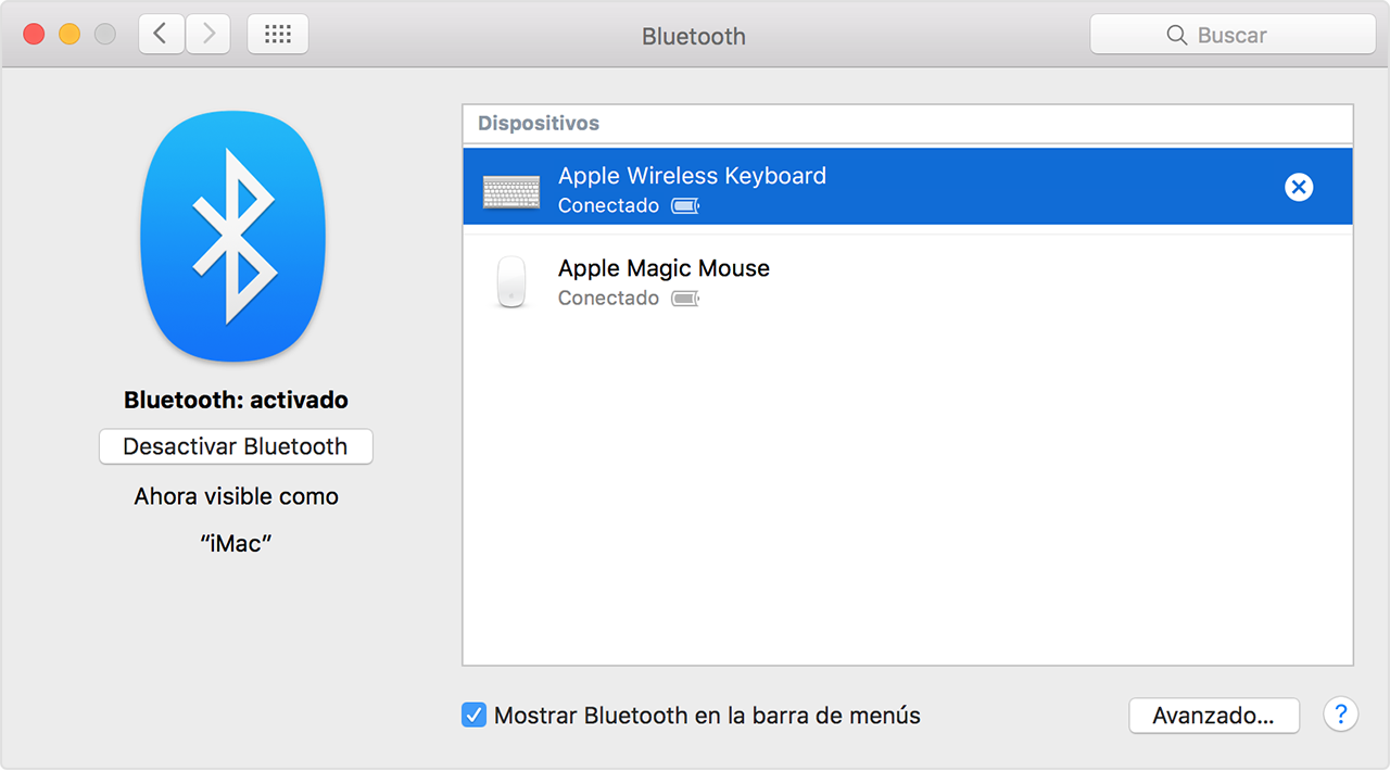 How to Enable Bluetooth on Mac Without a Mouse in Mac OS X