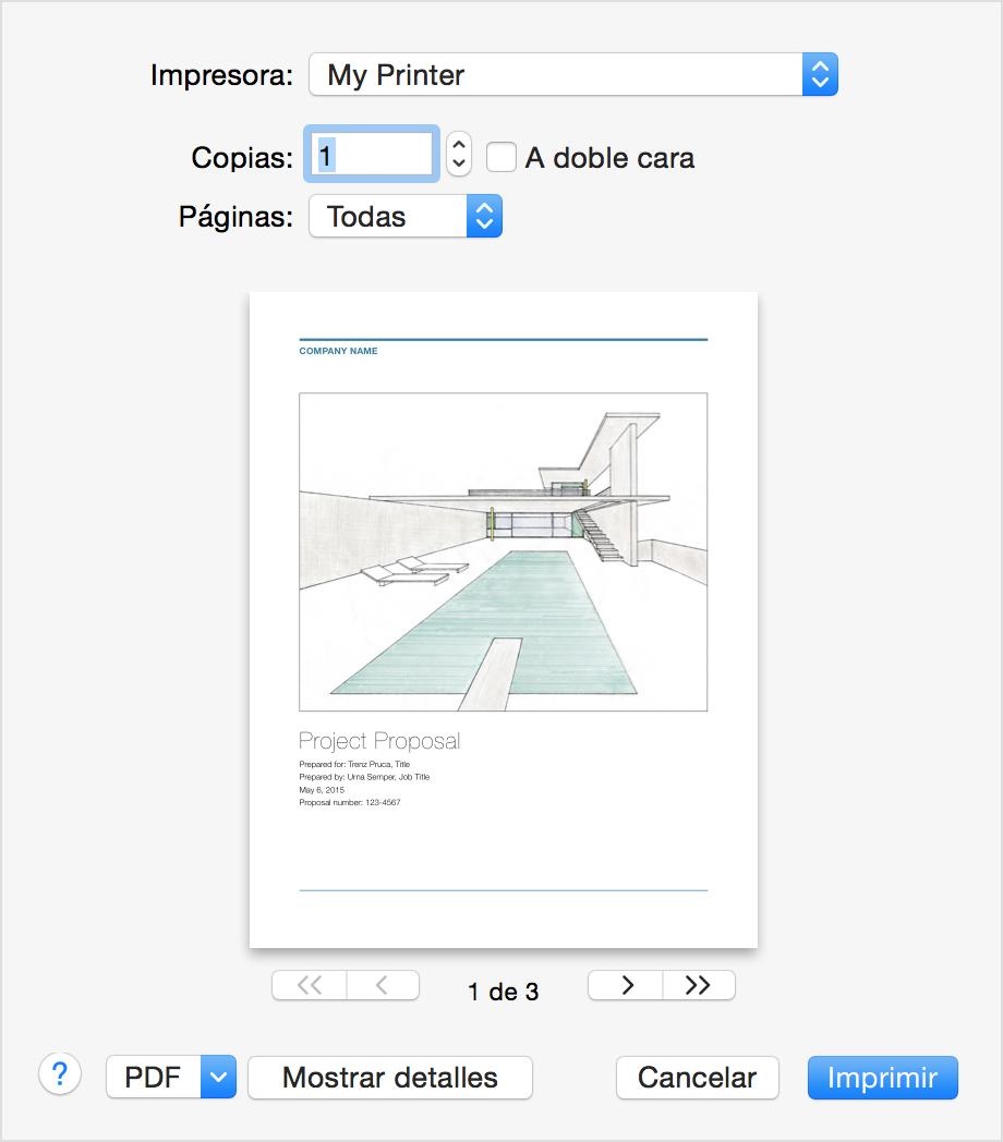 Imprimir desde la Mac - Soporte técnico de Apple