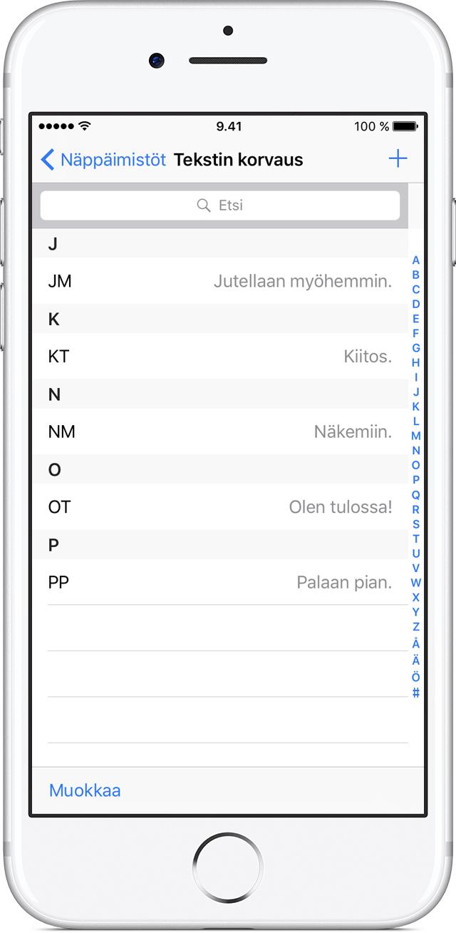 Pages for iOS ( iPhone, iPod touch oikotiepalkki Takuuhuollettu Nokia 3510i