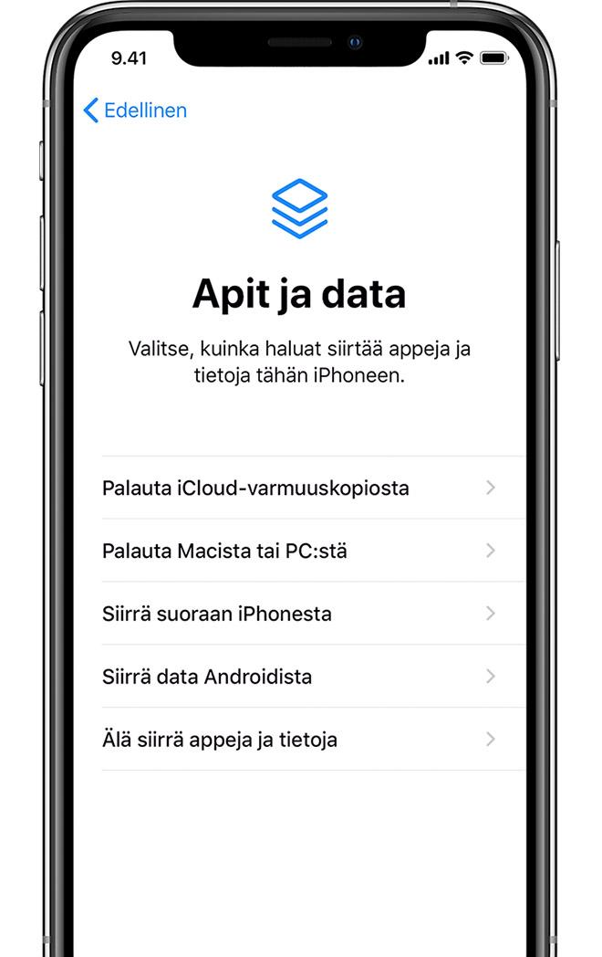 True kytkennät App