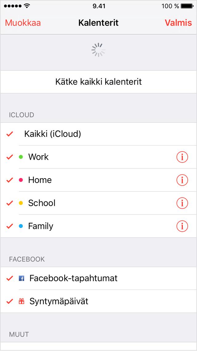 iphone ei päivitä sovelluksia Salo