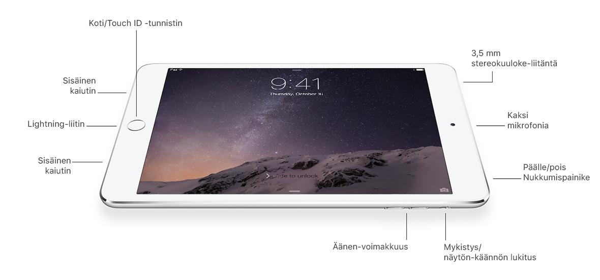 IPhonen mallin tunnistaminen - Apple-tuki Miten tunnistan älypuhelimeni tai tablettini mallin