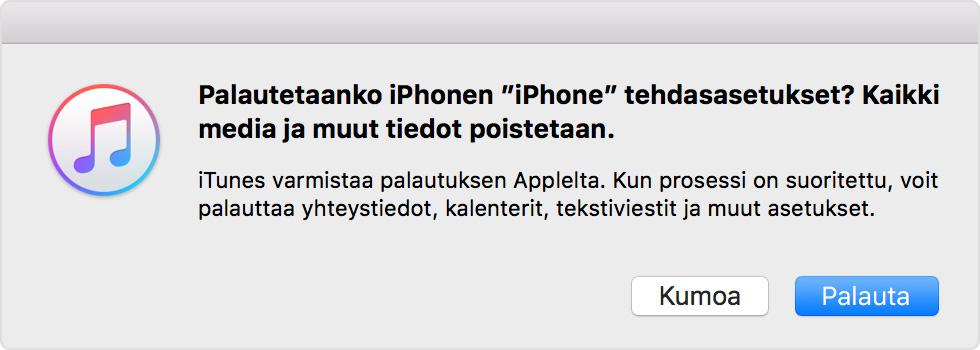 Apple TV:n oletusasetusten palauttaminen - Apple-tuki - Apple Support IPhonen, iPadin tai iPod touchin unohtunut päsykoodi tai käytöstä IPhonen, iPadin tai iPod touchin tyhjentäminen - Apple-tuki
