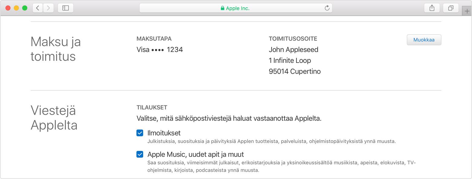 Apple Id Poistaminen Laitteesta
