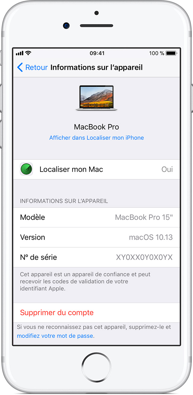 Retrouver un iPhone perdu ou volé (ou un Android)