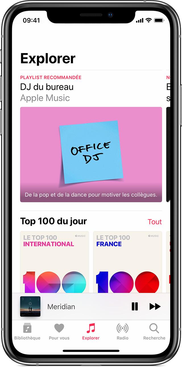 telecharger mp3 sur iphone sans itunes
