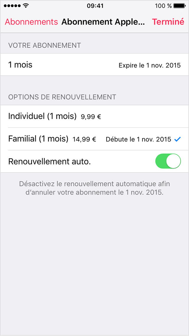 application afficher iphone sur pc