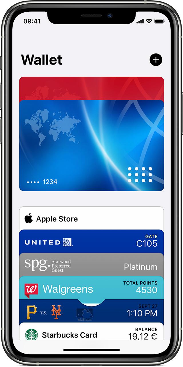 Utilisation De Wallet Sur Votre Iphone Ipod Touch Et Apple Watch Assistance Apple