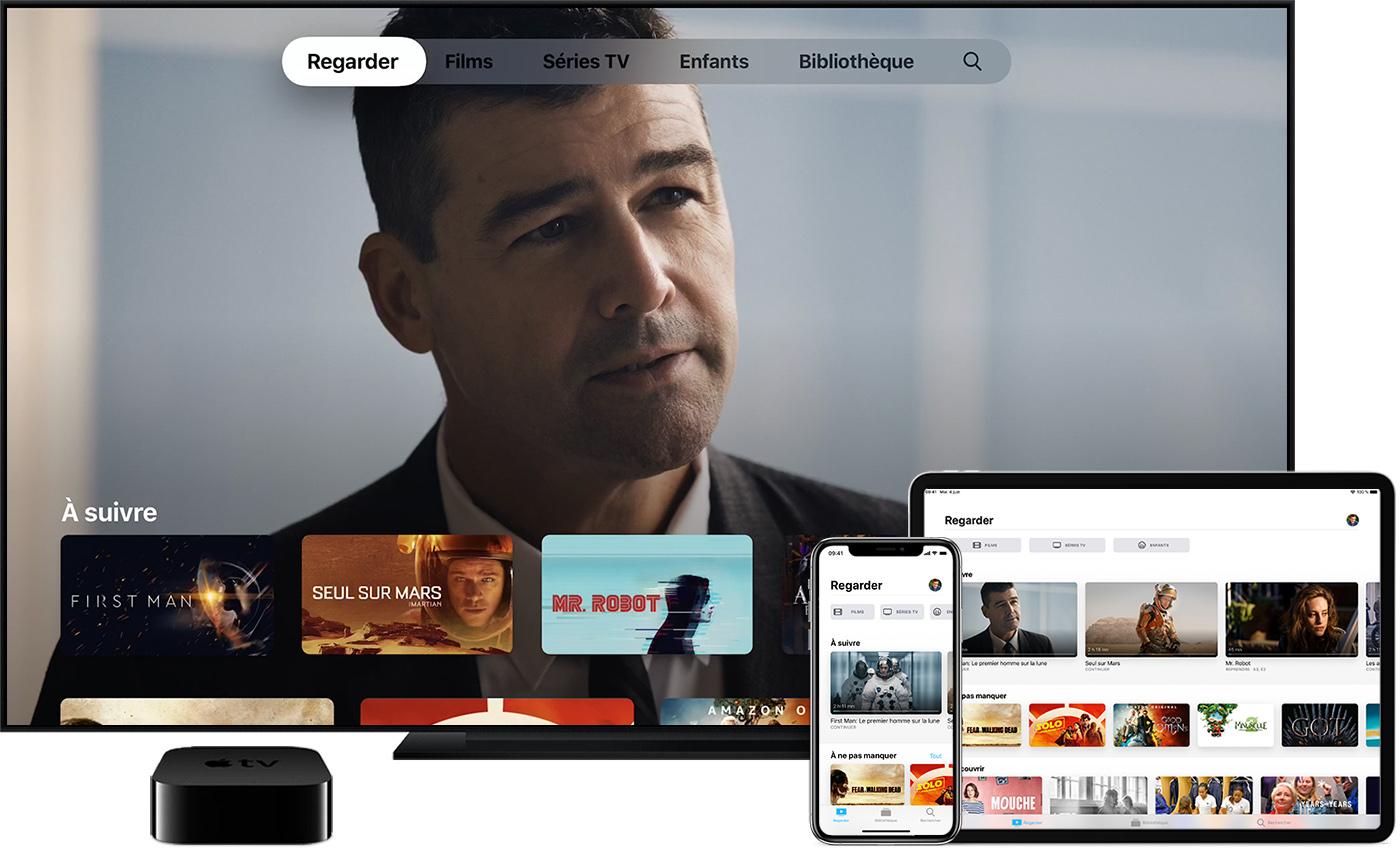 application pour regarder la télé sans internet