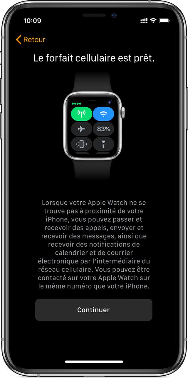 Utiliser La Double Carte Sim Avec Les Modeles Apple Watch Gps Cellular Assistance Apple
