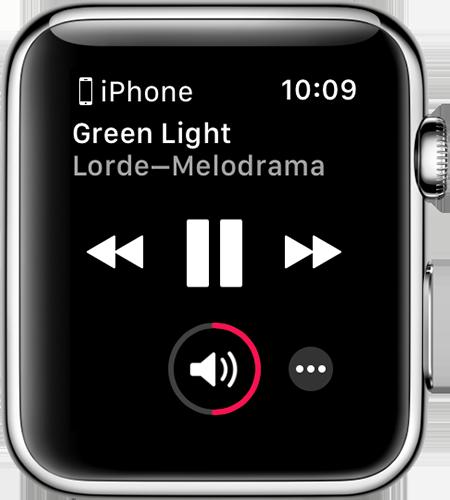 couter de la musique sur votre apple watch assistance apple. Black Bedroom Furniture Sets. Home Design Ideas