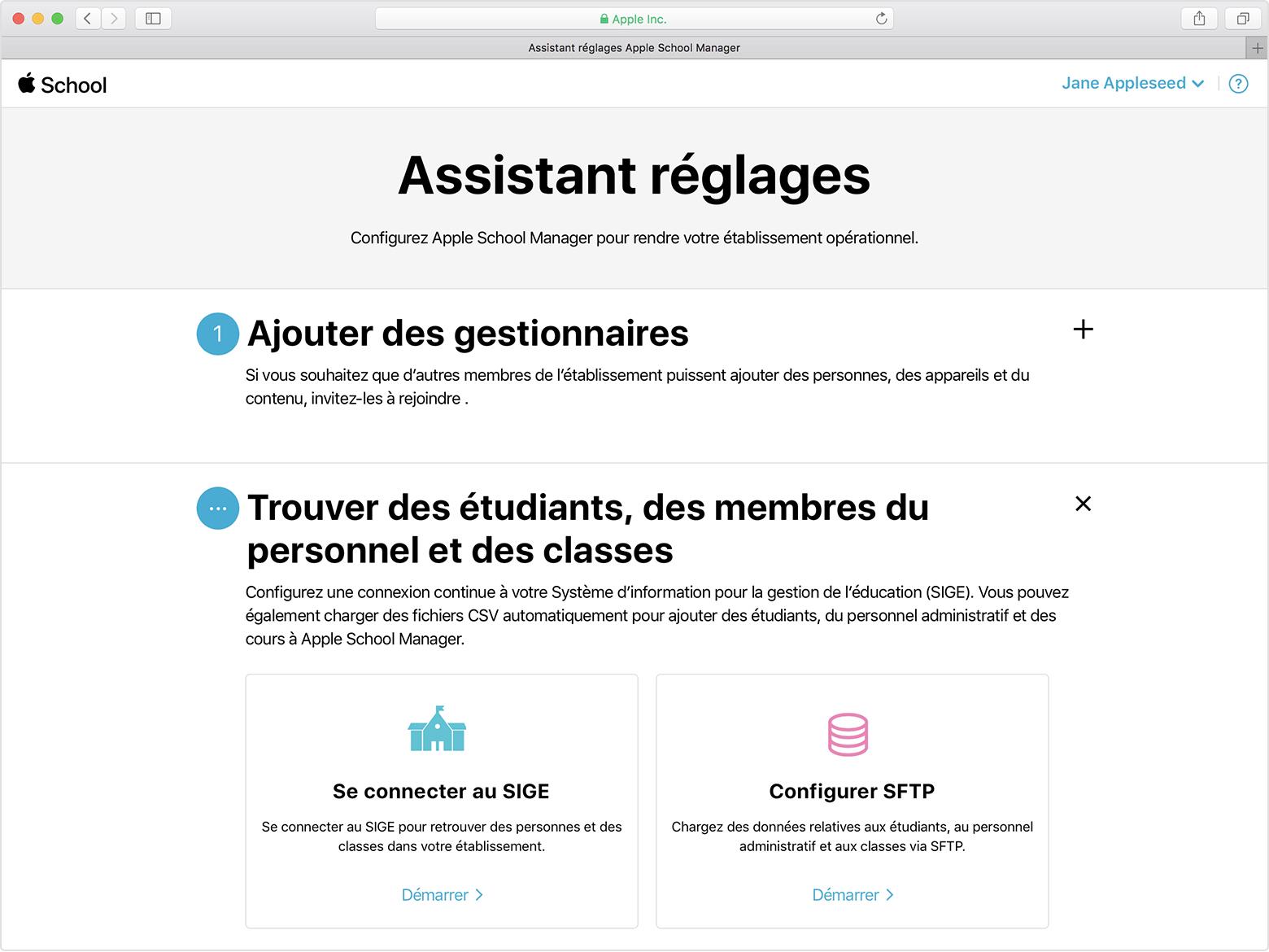 Utilisation De Sftp Pour Charger Les Donnees Des Etudiants Du