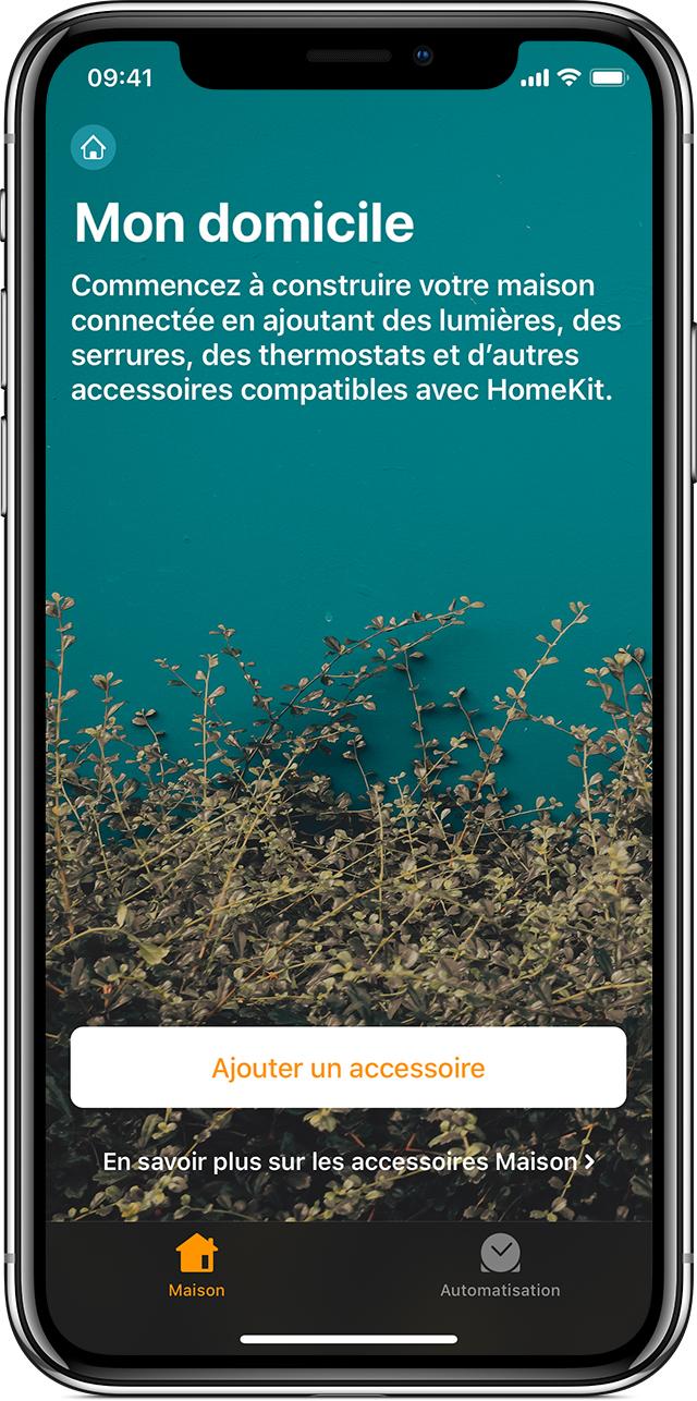 669c51dc79f5c Consultez le manuel de votre accessoire afin de vérifier s il a besoin de  matériel supplémentaire pour fonctionner avec HomeKit.