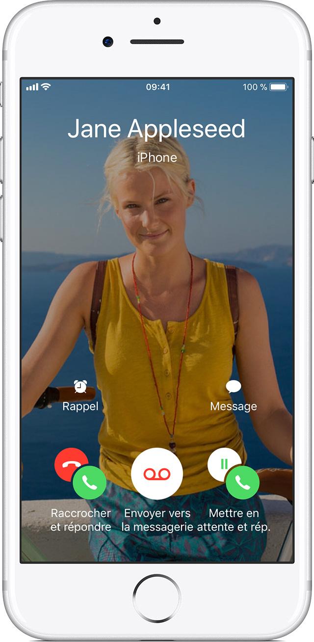 utilisation de facetime sur votre iphone  ipad ou ipod touch