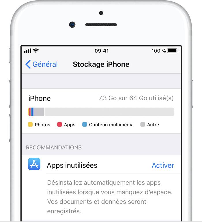 Acheter Plus De Stockage Iphone