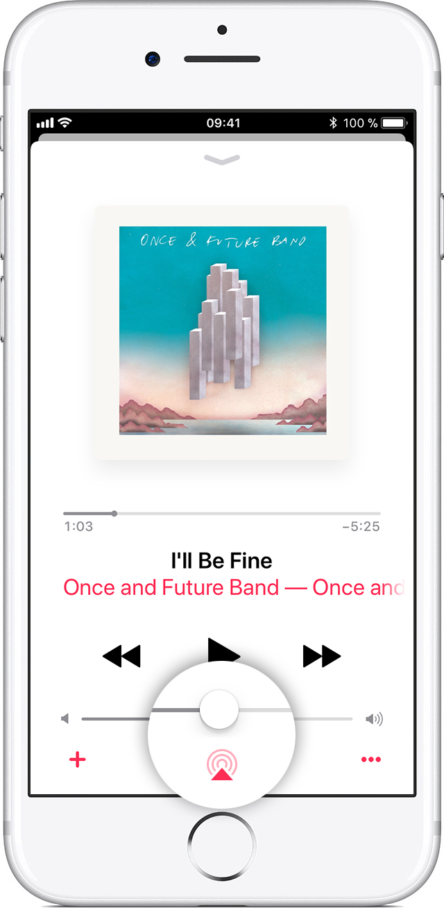 changer de sortie audio sur votre iphone ipad ou ipod touch assistance apple. Black Bedroom Furniture Sets. Home Design Ideas