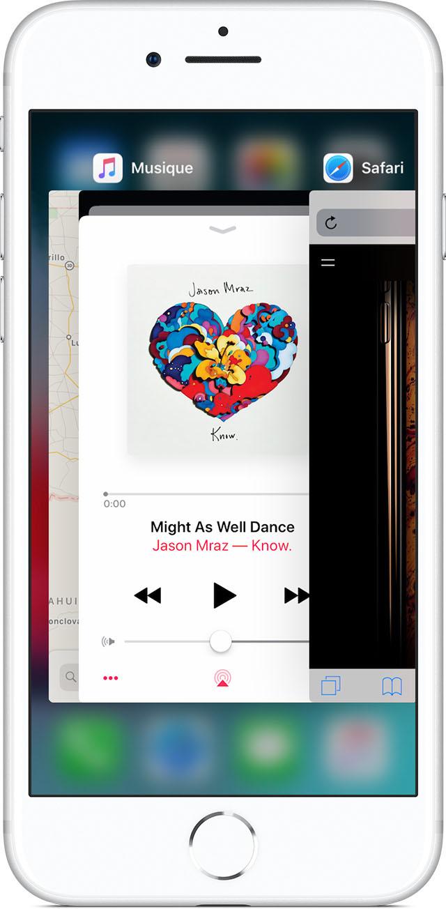Changer D Application Sur Votre Iphone Ipad Ou Ipod Touch
