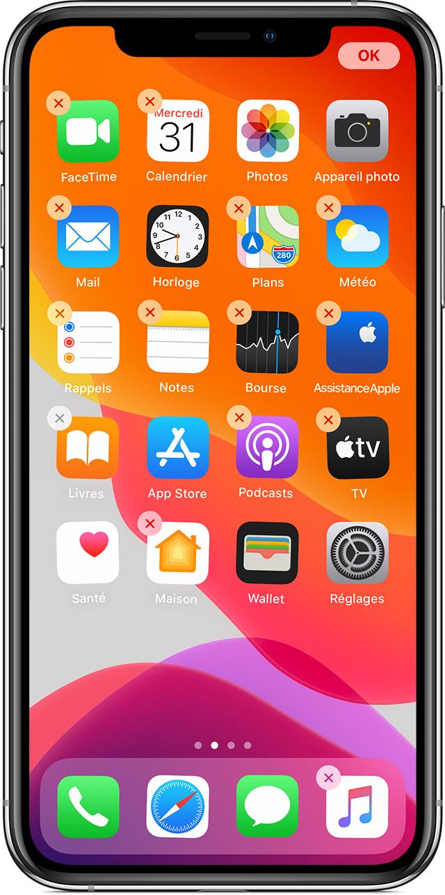 foto de Déplacer des apps et créer des dossiers sur votre iPhone, iPad ou ...